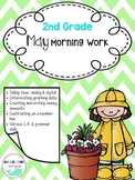 2nd Grade Math & LA Morning Work- MAY