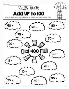 2nd Grade Math & Literacy No-Prep {For All Seasons!}