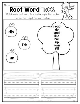 2nd Grade Math & Literacy No-Prep {For All Seasons!}