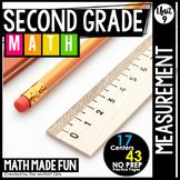 2nd Grade Math: Measurement