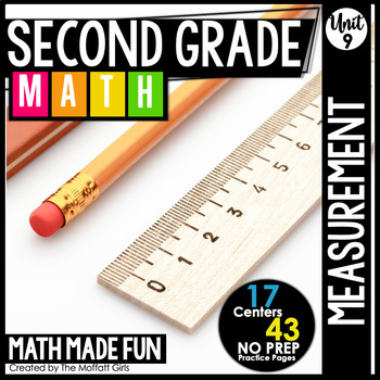 2nd Grade Math: Measurement