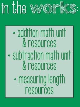 Second Grade Math MEGA Bundle