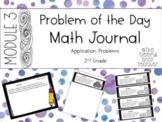 2nd Grade Math Module 3 Application Problem Journal