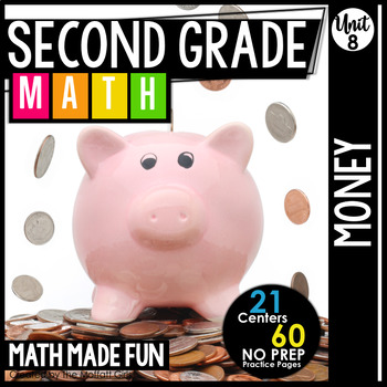 2nd Grade Math: Money