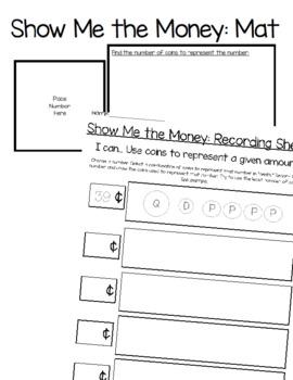 2nd Grade Math Packet