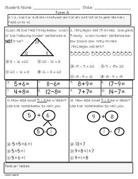 2nd Grade Math Pages by Angela Ido | Teachers Pay Teachers