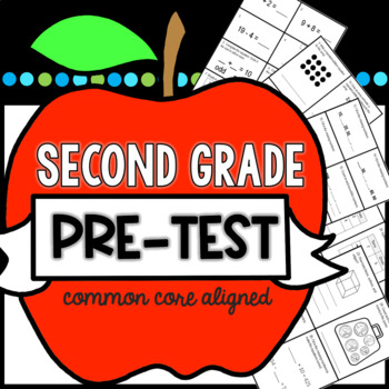 2nd Grade Math PreTest