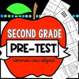 2nd Grade Math PreTest