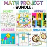 2nd Grade Math Project Bundle