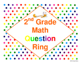 2nd Grade Math Question Ring
