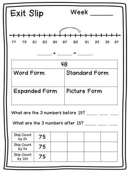2nd Grade Math RTI