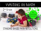 2nd Grade Math Reflections
