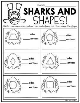 2nd Grade Summer Math Review Packet