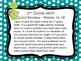 2nd Grade Math Spiral Review - Weeks 16-18