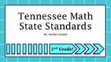 2nd Grade Math Standards (TN)