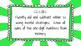 2nd Grade Math Standards on Green Sunburst Frame