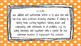 2nd Grade Math Standards on Orange Star Frame