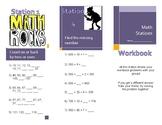 2nd Grade Math Stations