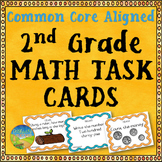 2nd Grade Math Task Cards