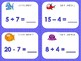 2nd Grade Math Task Cards - Addition and Subtraction