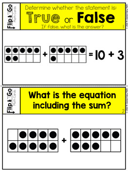 Math Task Cards 2nd Grade FREE