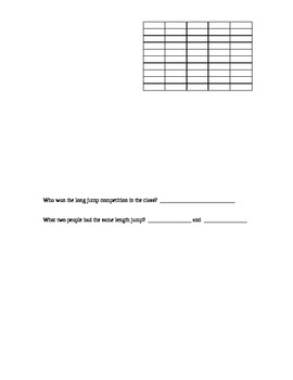 2nd Grade Math Test