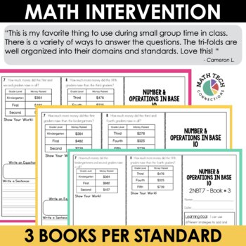 2nd Grade Place Value, Addition, & Subtraction Strategies and more