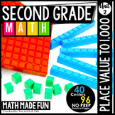 2nd Grade Math: Unit 2 Place Value up to 1,000