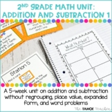 Addition and Subtraction Without Regrouping | A 2nd Grade Math Unit