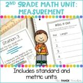 Measurement | A 2nd Grade Math Unit