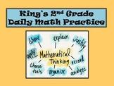 2nd Grade Daily Math