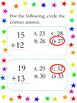 2nd Grade Math Worksheets ( CCSS 2.NBT.5  ,  CCSS 2.OA.1 )