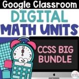 2nd Grade Math for Google Classroom   Interactive Math on