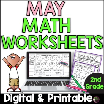 2nd Grade Math for May