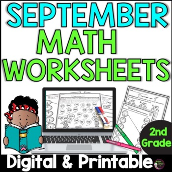 2nd Grade Math for September
