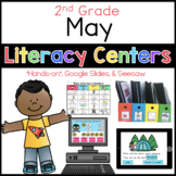 2nd Grade May Literacy Centers
