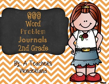 2nd Grade May Math Word Problems