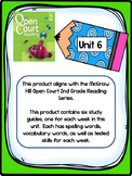 2nd Grade McGraw Hill Open Court Unit 6 Weekly Study Guides