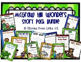 2nd Grade McGraw Hill Wonders Story Pack Bundle