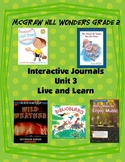 2nd Grade McGraw Hill Wonders Unit 3 Interactive Notebook