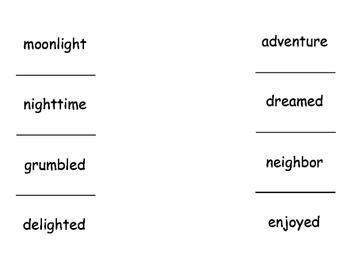 2nd Grade McGraw Hill Wonders Unit 3 Vocabulary lift the flap books