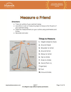 2nd Grade Math | Measure Twice Different Units of Length