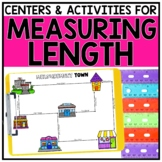 2nd Grade Measurement Centers for 2.MD.1