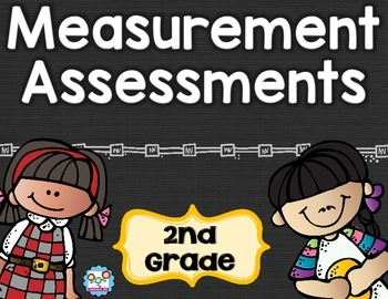 Measurement Tests 2nd Grade