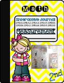 2nd Grade Measurement Interactive Journal- All Measurement