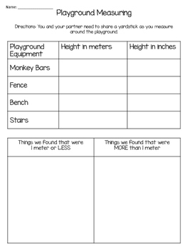 2nd Grade Measurement Unit Bundle