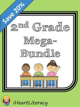 2nd Grade Mega Bundle