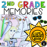 2nd Grade Memories {An End of the Year Memory Book}