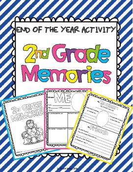 2nd Grade Memory Book