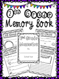 2nd Grade Memory Book - End of Year
